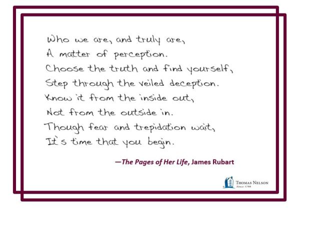 The-Pages-of-her-life-quote