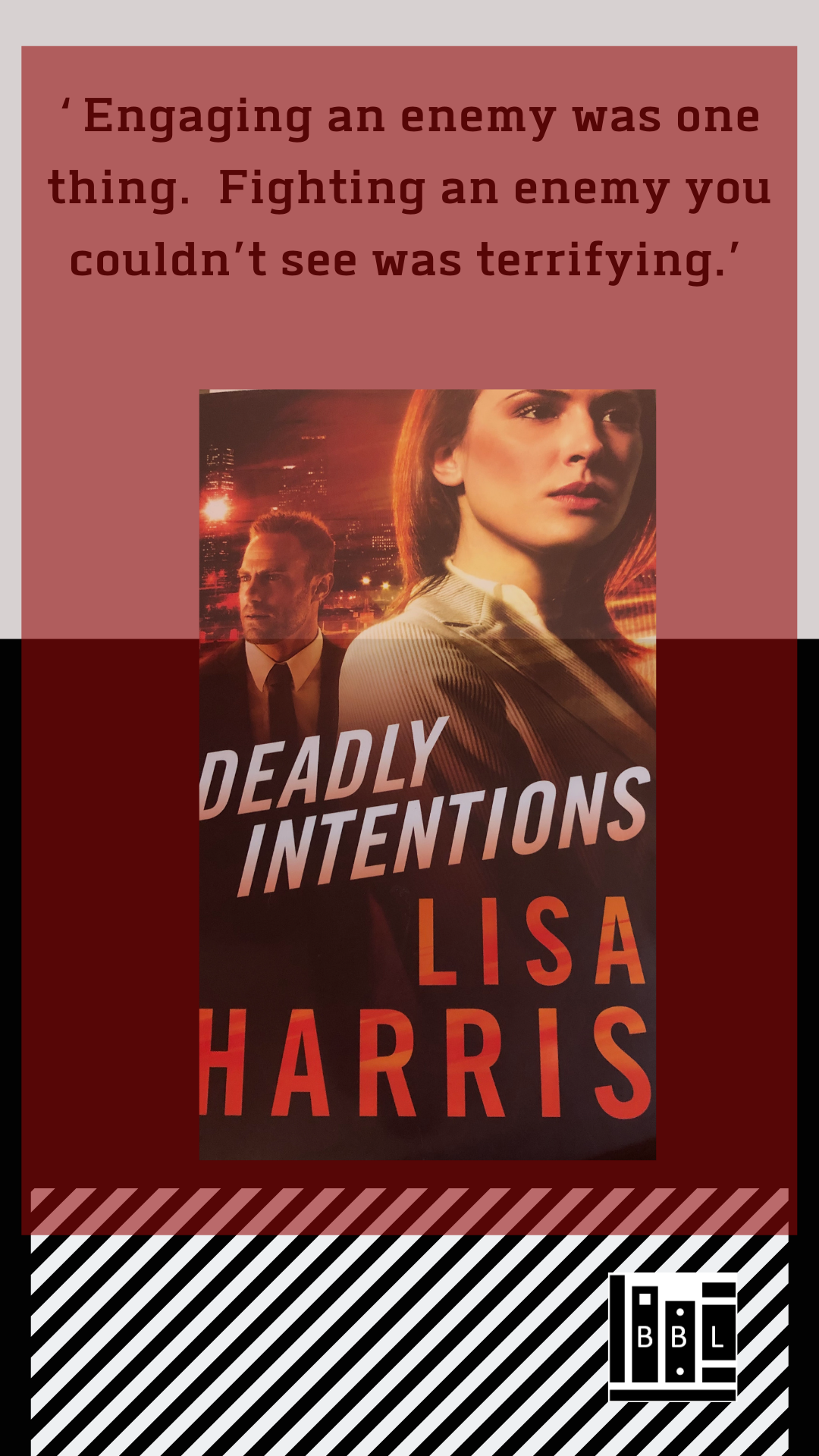 Deadly Intentions 1