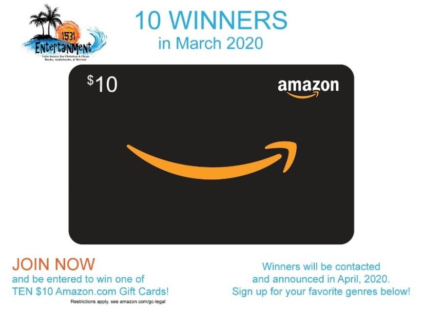 1531 Amazon card