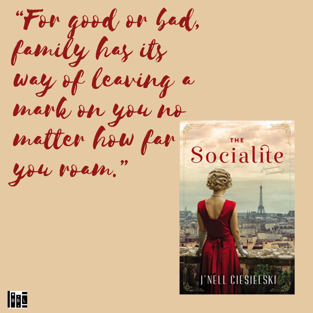 The Socialite 1