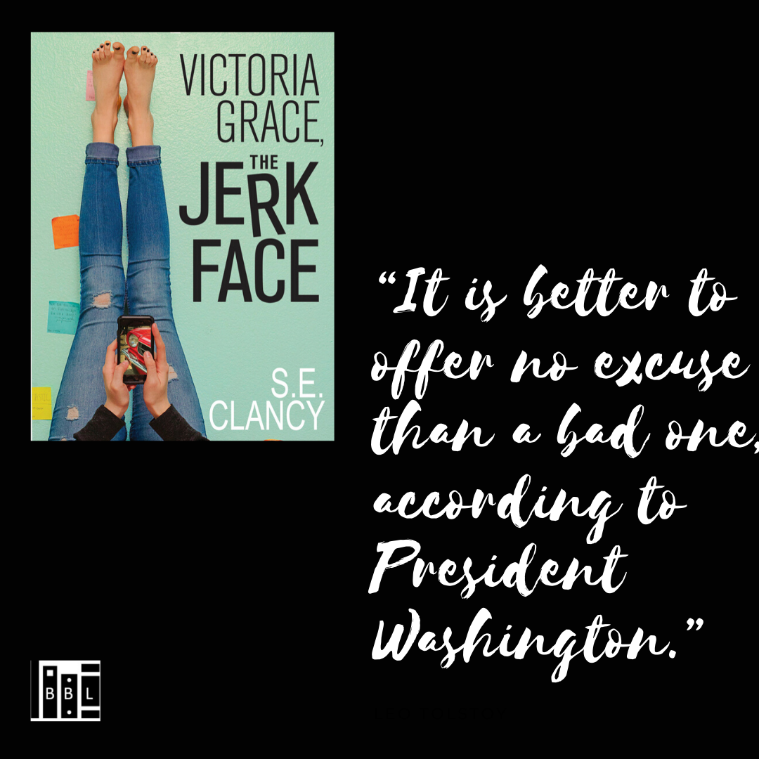 Victoria Grace, the Jerkface 1