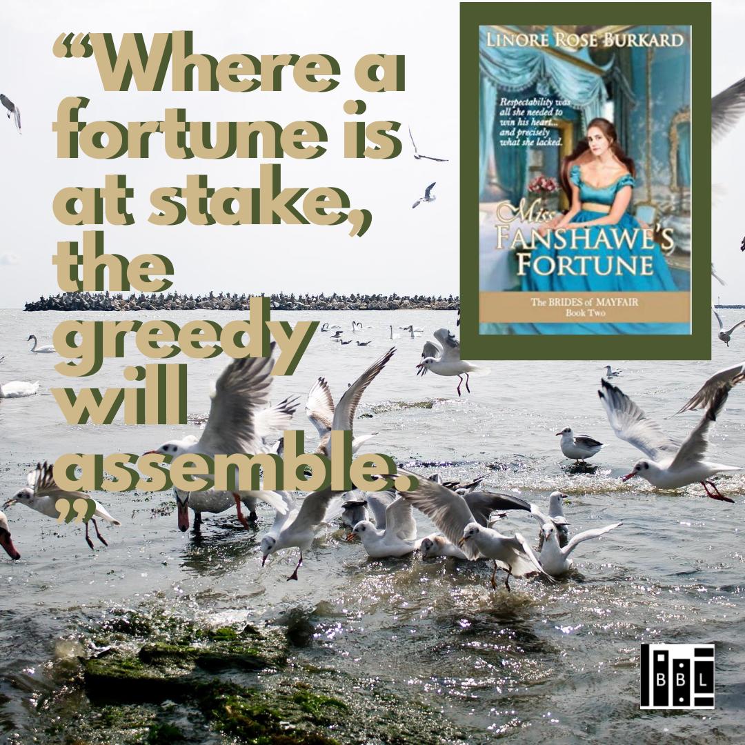 Miss Fanshawe's Fortune 1